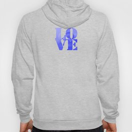 Danish Heart Blues Hoody