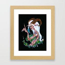Eryah Framed Art Print