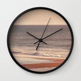 Costa Brava Summer Wall Clock