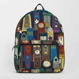 space and time Backpack
