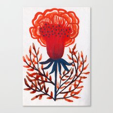 Lucilla Canvas Print