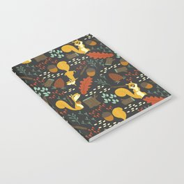 Its a Squirrel Life  Notebook