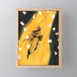 Journey Framed Mini Art Print