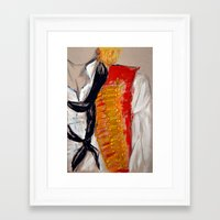 apollo Framed Art Prints featuring Apollo by 723blinks