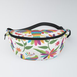 Mexican Otomí Design Fanny Pack