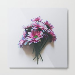 Daisy Bouquet Metal Print