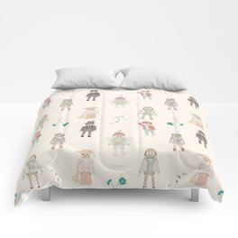 vintage toys Comforters