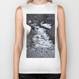 Mountain Run Off Biker Tank
