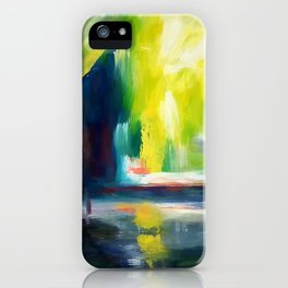 Promenade - 2005 iPhone Case