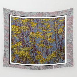 MAGIC DILL WEED Wall Tapestry