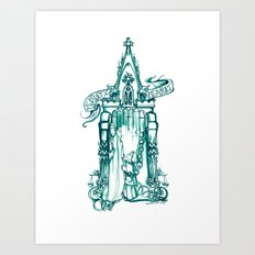 Measure for Measure by William Shakespeare Art Print