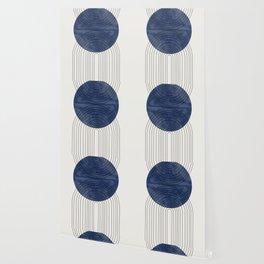 Blue Perfect Balance Wallpaper