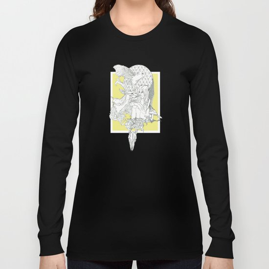 nurture  Long Sleeve T-shirt