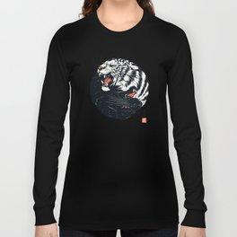 Taichi Tiger Long Sleeve T-shirt