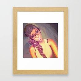 Adorable  Framed Art Print
