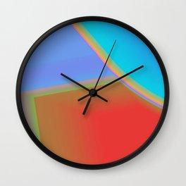 bladerunner Wall Clock