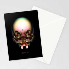 MMXVI Dark Stationery Cards