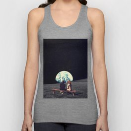 We Used To Live There Unisex Tank Top