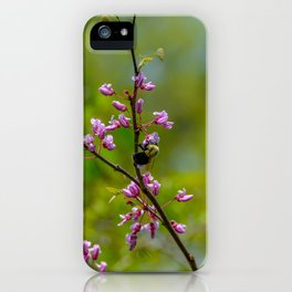 Bumble and Inch by Teresa Thompson iPhone Case