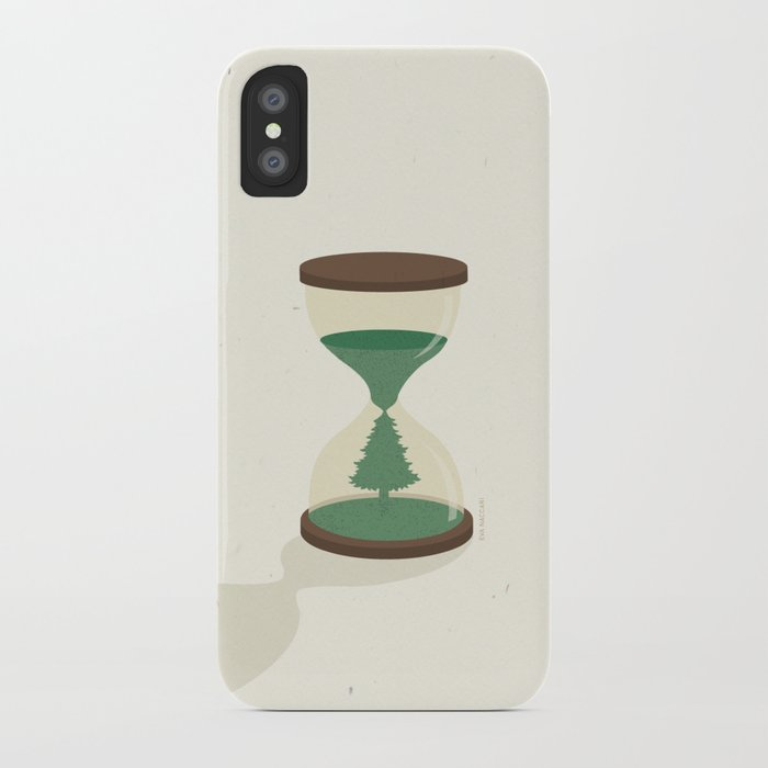 Waiting for Christmas iPhone Case