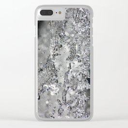 Water13 Clear iPhone Case