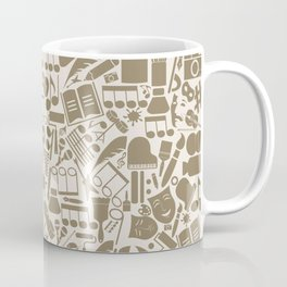 Art a background Coffee Mug