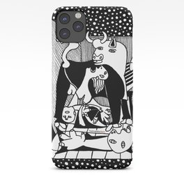 Picasso - Guernica iPhone Case