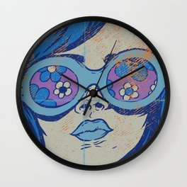 So Cool 60s Wall Clock