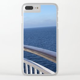 Cruising Clear iPhone Case