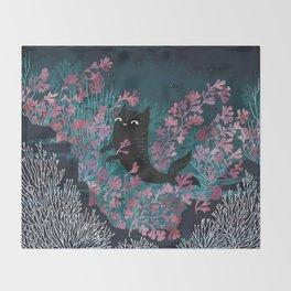 Undersea Throw Blanket