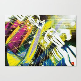 In Psyde 01 Canvas Print