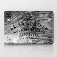 ouija iPad Cases featuring Modern Ouija by Capadochio