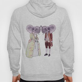Madame and Monsieur Elephant Hoody