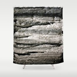 Encaustic Series - Niagara Shower Curtain