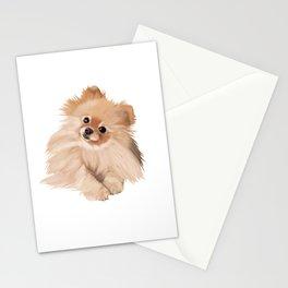 Pomeranian Stationery Cards