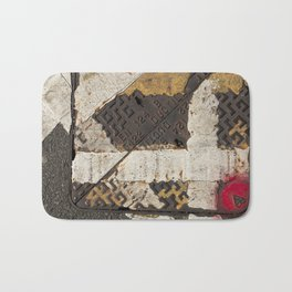 cross roads Bath Mat