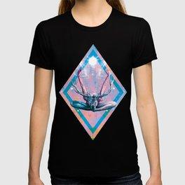 Yoga au Cerf T-shirt