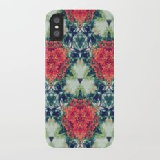 Floral Slim Case iPhone X