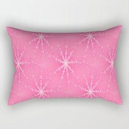 Pink Twinkles Rectangular Pillow