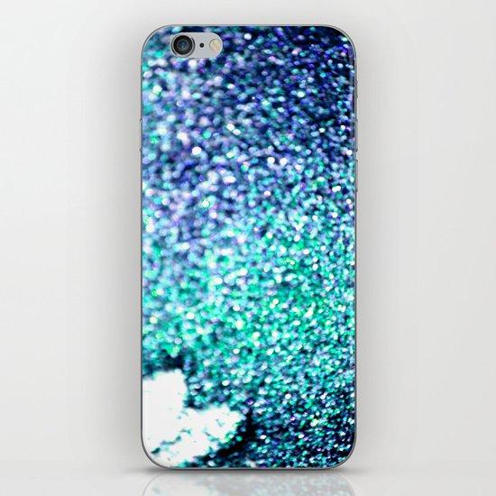 Ocean Steel iPhone & iPod Skin