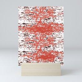 pixel land Mini Art Print