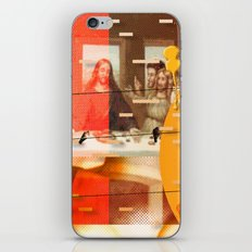 Never In A Million Years < The NO Series (Orange) iPhone & iPod Skin