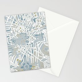 MISTER FREEZE Stationery Cards