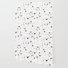 Cats - white Wallpaper