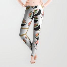 Happy Sashimi Leggings
