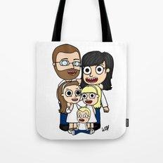 liz's family Tote Bag