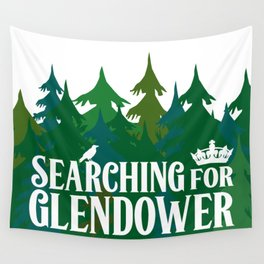 The Raven Boys - Glendower Wall Tapestry