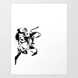 Follow the Herd #229 Art Print