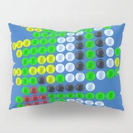 Bubble Bobble bubbles Pillow Sham