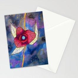 Cosmic Pawpaw Stationery Cards